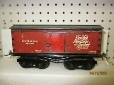 Ives Prewar O Gauge 64386 NYNH&H Box Car