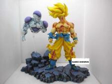 Figurine Résine Dragon Ball Goku Vs Freezer Final Namec 26/22 Cm Envois 24/48H