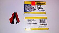 Stanley Bostitch Premium Staple NIB,2PC set 5000 w new Jaw Style Stapler Remover