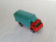 RARE Matchbox Superfast #44 GMC Refrigerator Truck In Red & Turquoise Exc. Loose