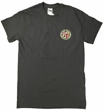 City Of Los Angeles T-Shirt Color Dark Gray XL Size