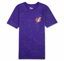 Nike KD QD Purple Rain Dri-Fit tee - adult small