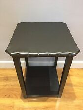 Up cycled  / side table/ lamp or bedside table