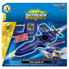 BeyBlade Burst B-93 DIGITAL SWORD LAUNCHER BLUE Takara Tomy
