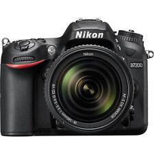 Nikon D7200 Digital SLR Camera with 18-140mm VR Lens 1555