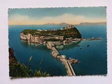 Nisida, Naples Italy Vintage colour Postcard c1960s