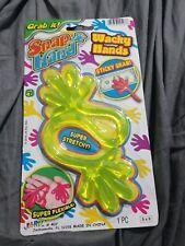 Sticky Stretch Wacky Hands