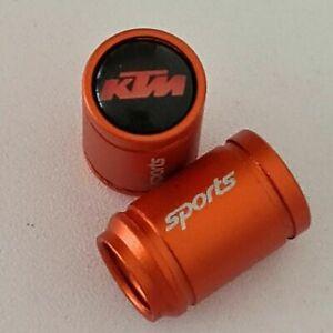 KTM Dust Valve Caps all models 7 Colors RC DUKE SMC FREERIDE SX 690 399 450 EXC