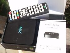 MX ANDROID TV BOX  JELLY BEAN DUAL CORTEX A9 DUAL MALI 400