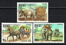Animales de compañía la granja Kampuchea 197 serie completo 3