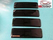Deflecta Shield 122202ZC Headlight Covers Smoke Fits 92-94 95 Chevrolet Blazer