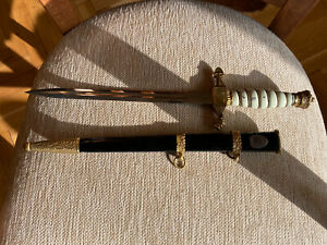 GERMAN BULGARIAN WWII  SOLINGEN DIRK DAGGER SWORD KNIFE RUSSIAN LABOR
