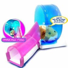 Zhu Zhu Pets Hamster Wheel & Tunnel Playset Add-On