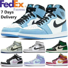 Herren Damen Air Shoes Trainers Sportschuhe Sneakers Retro High 12 Farboptionen