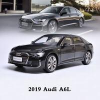 Original 1/18 All New Audi A6L A6 2019 Diecast Metal Car Model Boys Girls Gifts