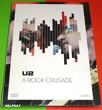U2 A ROCK CRUSADE - English Español -DVD R2- Precintada