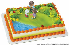 Dora The Explorer And Friends Rosie Posie Cake Decorating Kit Cake Topper NEW #F