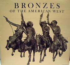 THE book on Bronzes of the American West 1st Edition   by Patricia Janis Broder