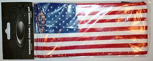 OAKLEY MICRO-FIBER SUNGLASSES BAG...USA FLAG