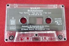 Cassette Audio Marjo Bohémienne Musi Art Records Album - Loose -