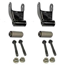 Rear Position Leaf Spring Shackle Kit - Replaces OE# E6TZ 5776-B, ZZM0-28-144
