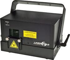 Laserworld DS-3300RGB Showlaser ILDA Scanner Professional - 91148