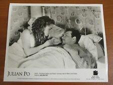 Vtg Glossy Press Photo Robin Tunney & Christian Slater Star in Julian Po 1997 #3