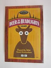 DEER IN THE HEADLIGHTS - CARD GAME - FRONT PORCH CLASSICS - 2013 - BRAND NEW SEA