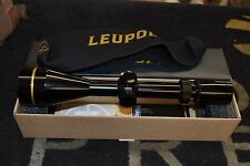 "Leupold VX-3i 3.5-10x50mm Gloss Black Rifle Scope 1"" Tube Duplex Reticle 170452"