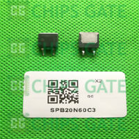 5PCS NEW SPB20N60C3 TO-263,Cool MOS Power Transistor