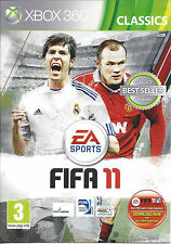 FIFA 11 for Xbox 360 - with box & manual - PAL