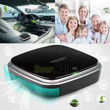 Auto Car Home Fresh Air Ionic Purifier Oxygen Bar Ozone Ionizer Cleaner DC 5V US