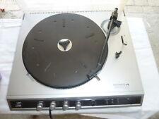 Platine Vinyle Pathé Marconi CC 6051 V et Enceintes