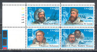 US Stamp (L2328) Scott# 2220-2223, Mint NH OG, Nice Plate Block