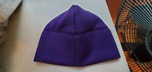 NEW Kids Youth Purple BEANIE SKULL CAP
