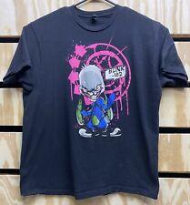 *Rare* Blink 182 Mean Clown Rabbit Happy Face T-Shirt Sz Xl Pop Rock Band (7)