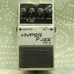 BOSS FZ-2 HYPER Fuzz Vintage Guitar Effect Pedal BH21444
