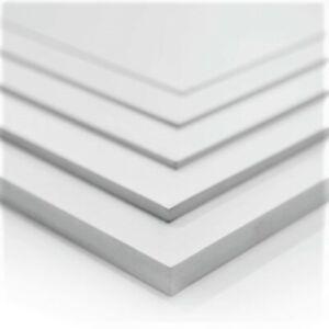 Matt White PVC Foam Board - Foamex - Signs - Mounting - Photos - Printing - SALE