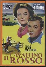 Il cavallino rosso (1949) DVD