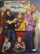 Shirley Jones Signed PARTRIDGE FAMILY 11x14 Photo - JSA (WP) COA