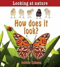 How Does It Look? (Looking at Nature)-ExLibrary