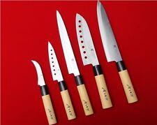 5pcs Knife Chef set Kitchen Cutlery Born Japanese Knives Sashimi Fish Fishing