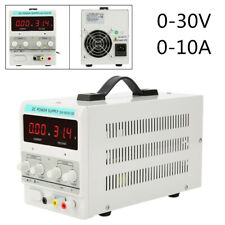Neu Labornetzgerät Labornetzteil DC Trafo Regelbar Netzgerät 0-30V 0-10A 300W DM