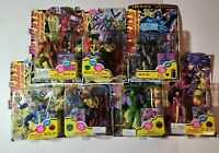 Vintage Playmates 1994-95 JIM LEE'S WILDCATS Action Figures  Lot of 7