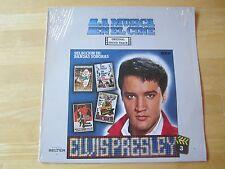 Elvis Presley Album:  Historia De La Musica En El Cine, Shrinkwrap, Spain