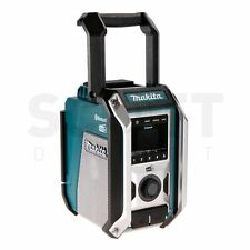 Makita DMR115 18V LXT DAB+ Digital Jobsite Radio + Bluetooth + Subwoofer Speaker