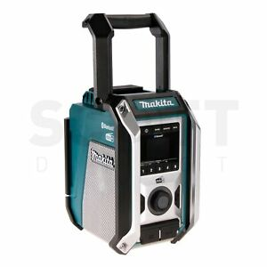 Makita DMR115 18V LXT DAB+ Digital Jobsite Radio + Bluetooth + Subwoofer Speaker