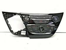 2019-2020 CHRYSLER PACIFICA VEHICLE FEATURE CONTROLS CENTER STACK OEM