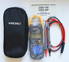HIOKI 3280-10F CLAMP ON HiTester 1000AMP AC TESTER CLAMP METER BRAND NEW!