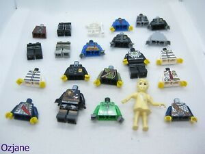 LEGO MINIFIGURE PARTS JOB LOT AS PER THE PICTURES